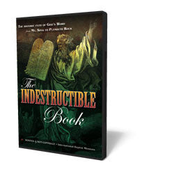 Indestructible Book DVD DVD060