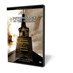 Psychology and the Church DVD DVD097