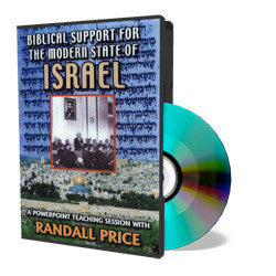 Biblical Support for the Modern State of Israel - DVD from The Berean Call Store