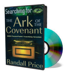 Searching for Ark of Covenant DVD132