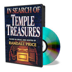 In Search of Temple Treasures - DVD from The Berean Call Store