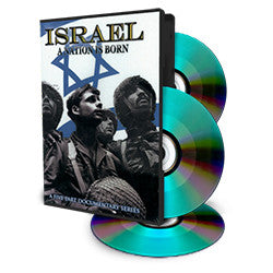 Israel: A Nation Is Born - DVD from The Berean Call Store