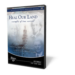 Heal Our Land DVD DVD174