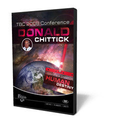 2008 TBC Conference: Donald Chittick - DVD from The Berean Call Store