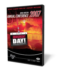 2007 Conference Complete DVD - DVD from The Berean Call Store