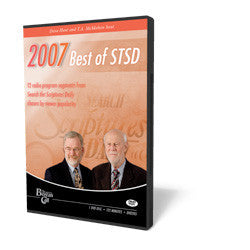 Best of STSD Radio 2007 - DVD from The Berean Call Store