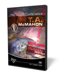 2008 Conference T.A. McMahon DVD