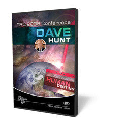 2008 TBC Conference: Dave Hunt - DVD from The Berean Call Store