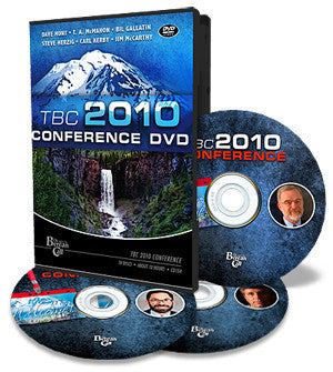 2010 TBC Conference Complete - DVD from The Berean Call Store