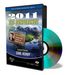 2011 Conference DVD Carl Kerby - Human Evolution