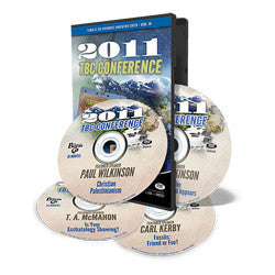 2011 Conference Complete DVD