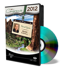 2012 Conference DVD - Mark Cahill - DVD from The Berean Call Store