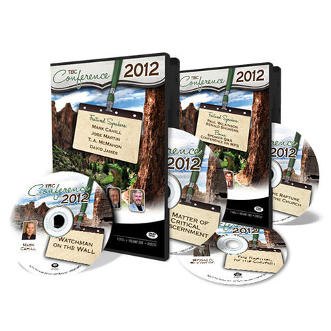 2012 Conference Complete DVD