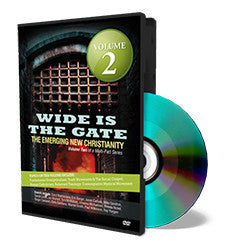 Wide is the Gate DVD Vol 2 DVD316
