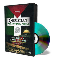 Exposing Christian Palestinianism