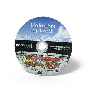 Holiness of God/Watchman DVD320