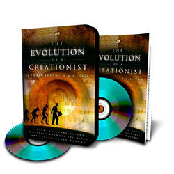 Evolution of a Creationist DVD DVD323