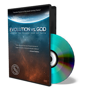 Evolution vs. God - DVD from The Berean Call Store