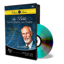 Bible Gives Dates and Times DVD326