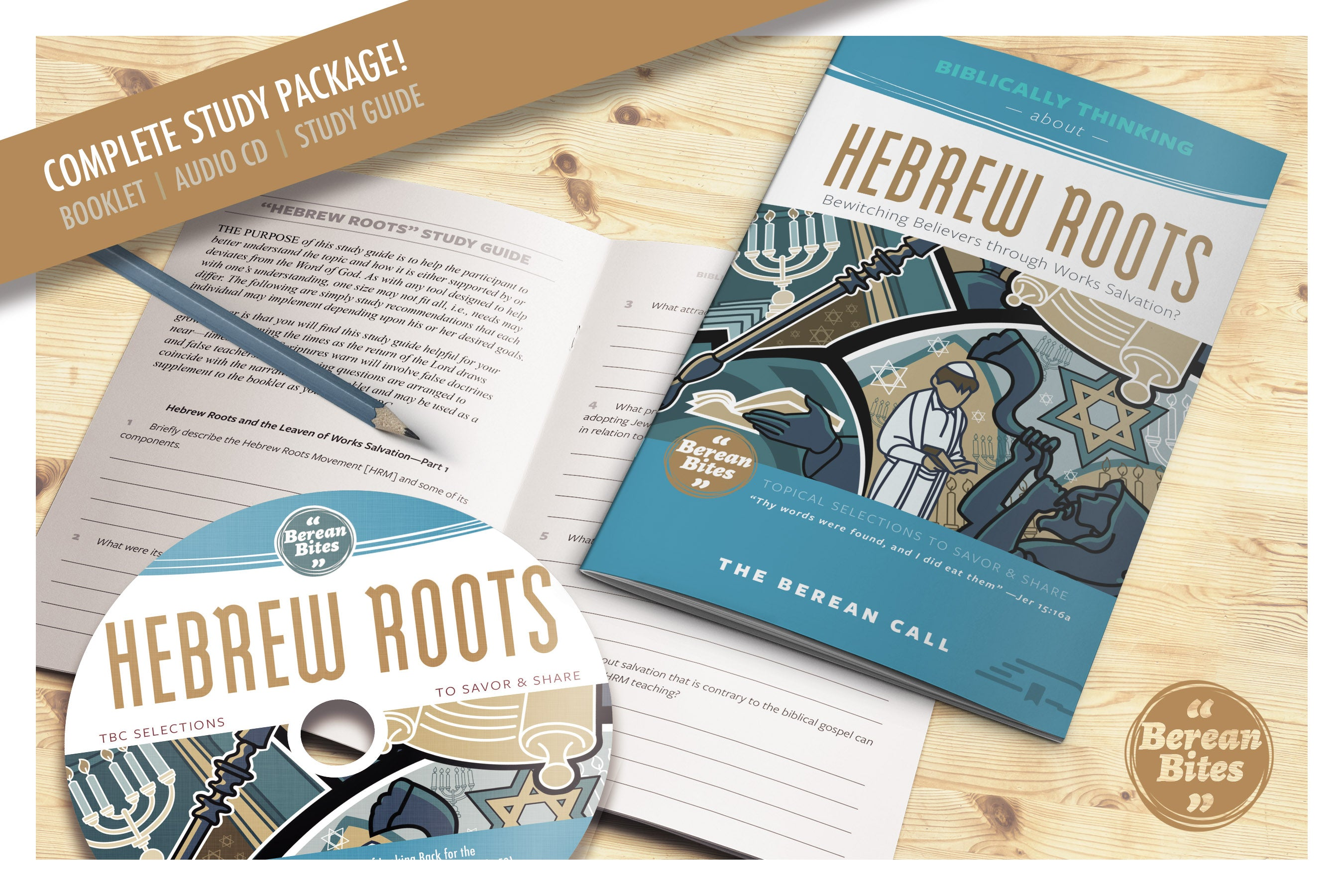 Biblically Thinking About Hebrew Roots - Download -  from The Berean Call Store