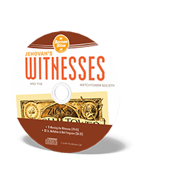 Biblically Thinking About - Jehovah's Witnesses Audio CD - Berean Bite Audio CD from The Berean Call Store