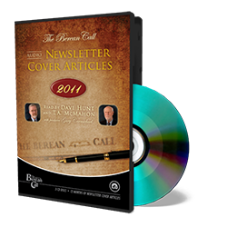 Audio Newsletter Cover Articles 2010 - CD - Audio Newsletter from The Berean Call Store