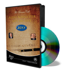 Audio Newsletter 2011 - CD - MP3 Newsletter from The Berean Call Store