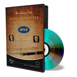 Audio Newsletter 2012 - CD - MP3 Newsletter from The Berean Call Store