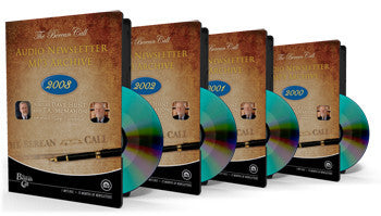 Audio Newsletter 1999-2014 - CD - MP3 Newsletter from The Berean Call Store