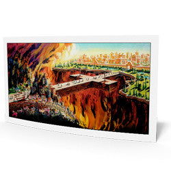 """The Bridge"" Poster - Poster from The Berean Call Store"