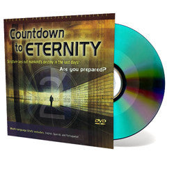Countdown to Eternity (for Ministry) - DVD - Sleeve from The Berean Call Store