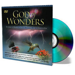 God of Wonders (for Ministry) - DVD - Sleeve from The Berean Call Store