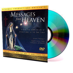 Messages From Heaven (for Ministry)