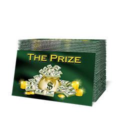 """The Prize"" Tract - 100 pack"