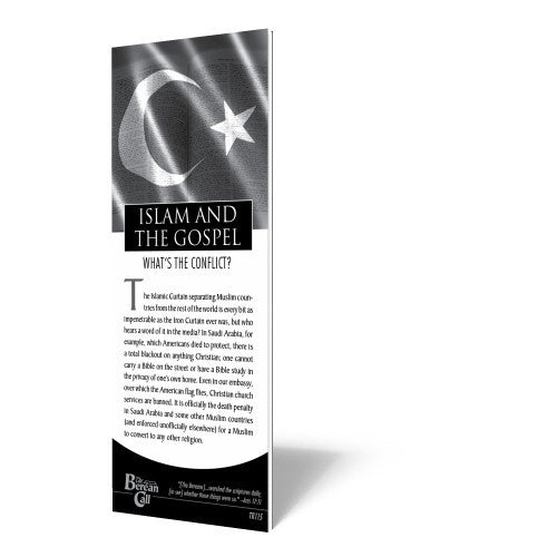 Islam and the Gospel  10pk TR115