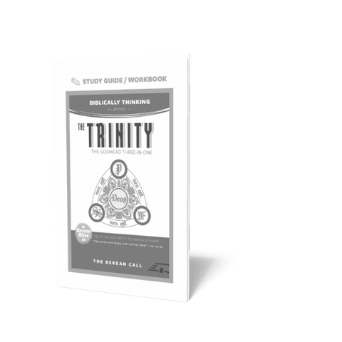 Biblically Thinking About - The Trinity Study Guide