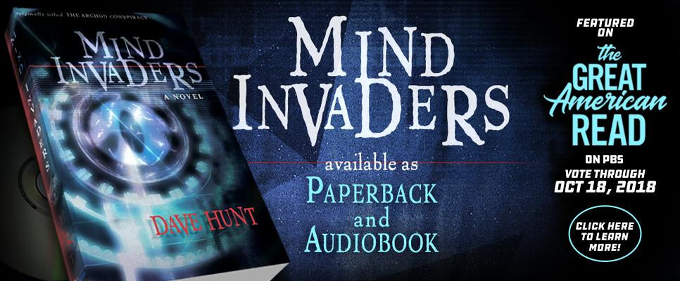 Mind Invaders Books