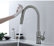 Load image into Gallery viewer, Sensi-Touch Smart Kitchen Faucet
