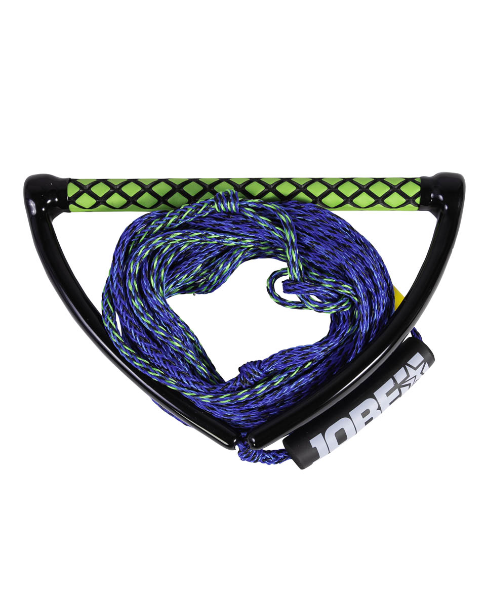 JOBE WAKE COMBO PRIME ROPE  AND HANDLE BLUE (211320001)