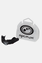 Load image into Gallery viewer, OPTIMUM MATRIX MOUTHGUARD BLACK