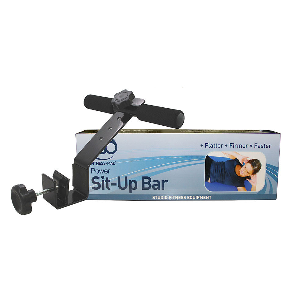 FITNESS MAD ADJUSTABLE SIT UP BAR