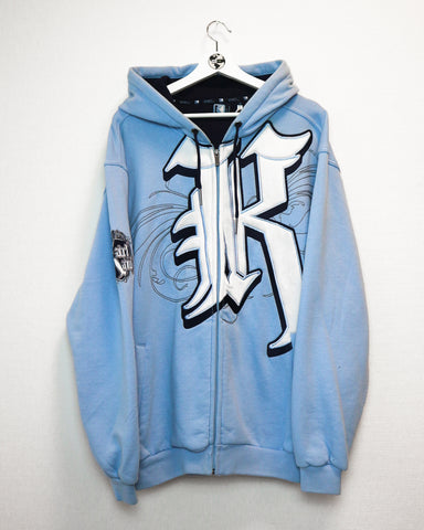 Karl Kani Zip Up Hoody L