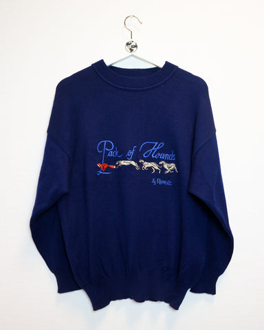 Vintage Jumper M-Sweater-Thrift On Store