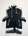 Champion USA zip up S