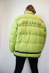 Nike Spellout Puffer Jacket L-Coats & Jackets-Thrift On Store