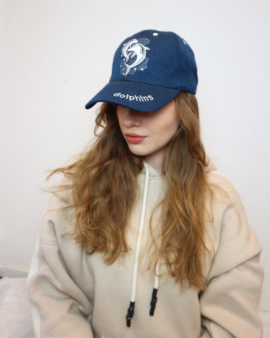 Dolphins Cap-cap-Thrift On Store