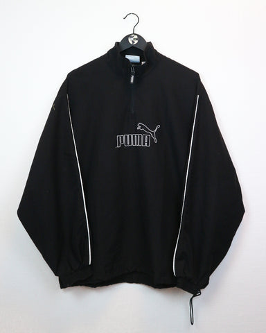 Puma Anorak Jacket / Sweater L-Coats & Jackets-Thrift On Store