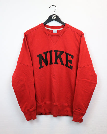 RARE Nike Sweater M-Sweater-Thrift On Store