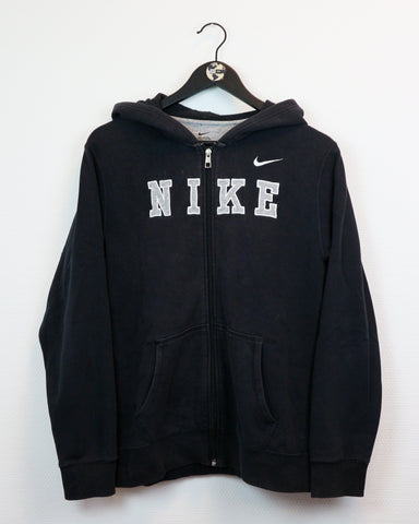 Nike Zip Up S-Sweater-Thrift On Store