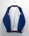 NFL Reebok Giants Jacket L-Coats & Jackets-Thrift On Store